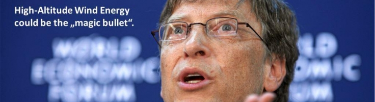 Is Bill Gates about to invest into Airborne Wind Energy? – daidalos